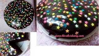 Resepi kek Coklat kukus
