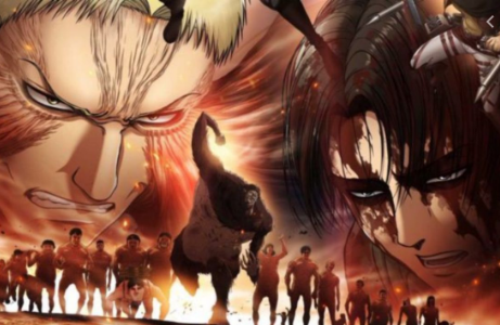 Funimation Reveals New Attack on Titan Season 3 Key Art