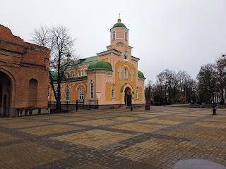 Прилуки. Стрітенський собор