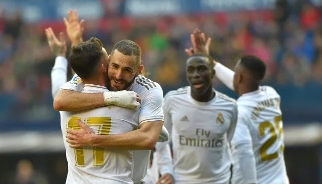 In order not to suddenly collapse everything ... Real Madrid is not perfect
