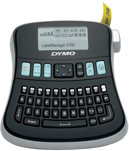 Review DYMO 1738976 Label Maker 210D