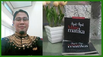 Biografi dan Profil Muzakkir Syamaun  Penulis Buku Ayat-ayat Matematika