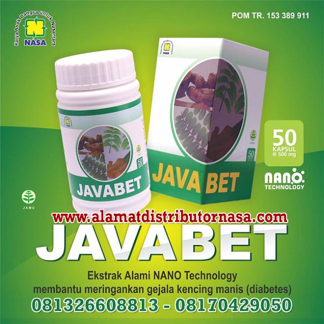 JAVABET - Obat Herbal Untuk Mengatasi Penyakit Diabetes