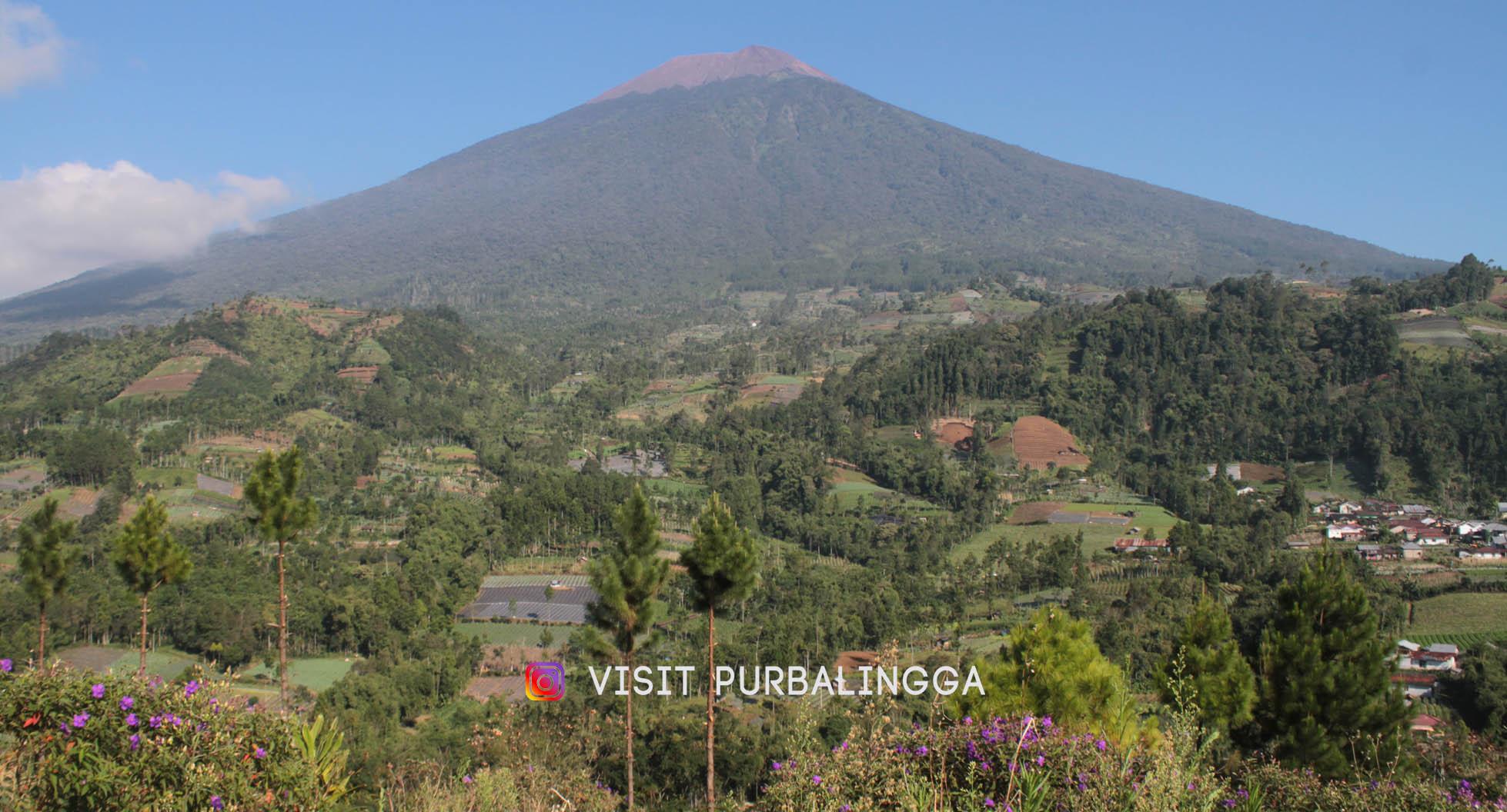 Wisata Lereng Gunung Slamet