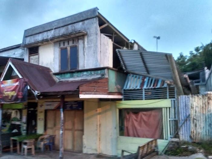 Gempa 4,6 SR Hentak Sabang