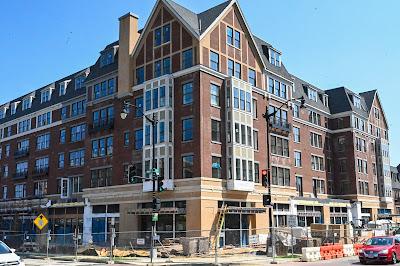 Monroe Street Market, Maurice Walters Architect, Brookland, Bozzuto, Washington DC