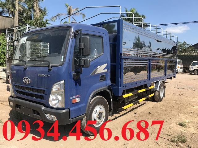 Xe tải Hyundai 7 tấn EX8 GTL thùng bạt