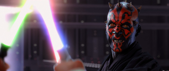 darth maul quotes solo and TPM