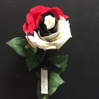 Pokeball rose by Stein Your Florist Co. - Pokemon Go
