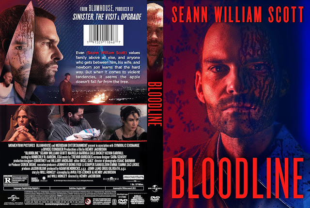 Bloodline DVD Cover