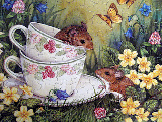 doormouse in teacup puzzle
