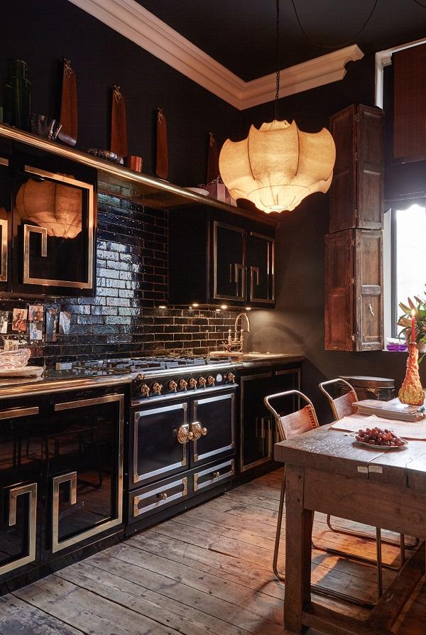 Decordemon The Boho Glam Apartment Of Interior Designer