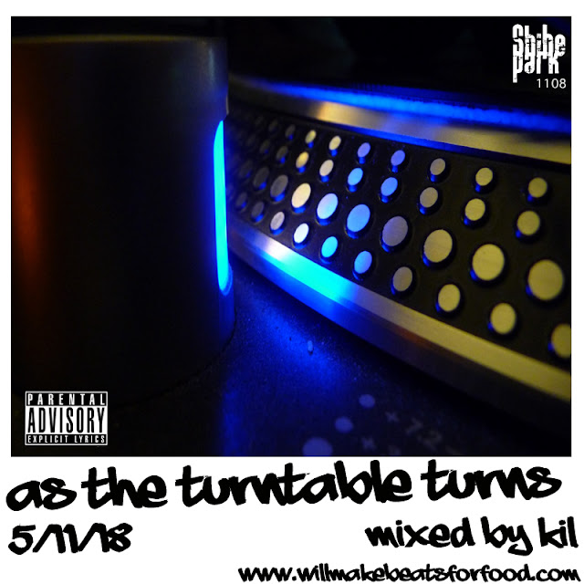 As The Turntable Turns 5/11/18 Mixtape