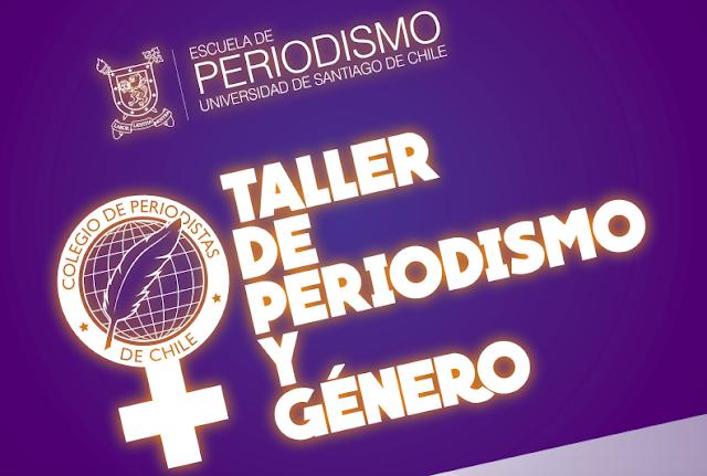 ATENTOS / En julio se realiza Taller de Periodismo y Género