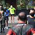 Rutinitas Prajurit Korem 082 CPYJ di Pagi Hari dengan Olahraga Mandiri