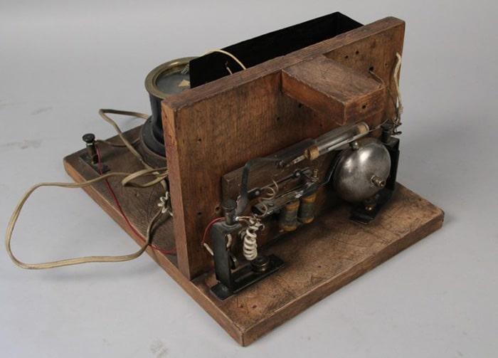 История изобретения телефона: радиоприемник Попова