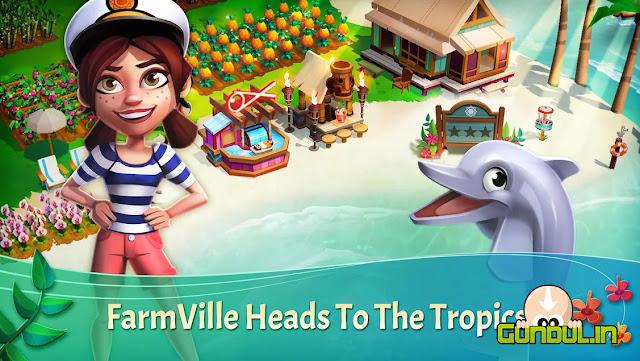 Download Farm Ville Tropic Escape