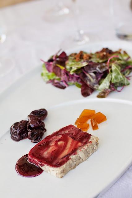 Cena al ristorante Albert Kok hotell-Trollatthan