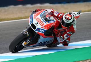 Lorenzo Still Find Stableity in Fast Bending