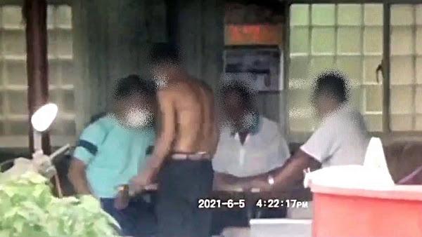 群聚賭博不分室內室外 鹿港警分局斬斷麻將牌咖傳染鏈