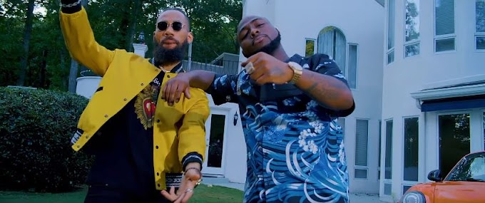 VIDEO | Phyno ft. Davido – Ride For You | Download New song