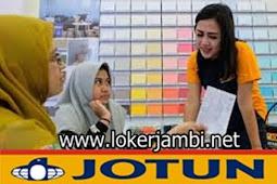 Lowongan Kerja Jambi CV. Sumindo Jaya Abadi (Jotun) Desember 2019