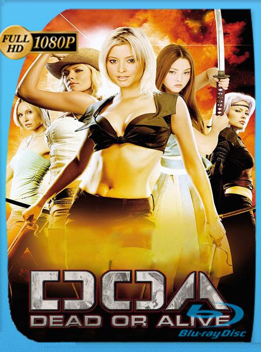 DOA: Vivo o Muerto (2006) BRRip 1080p Latino [Google Drive] Tomyly