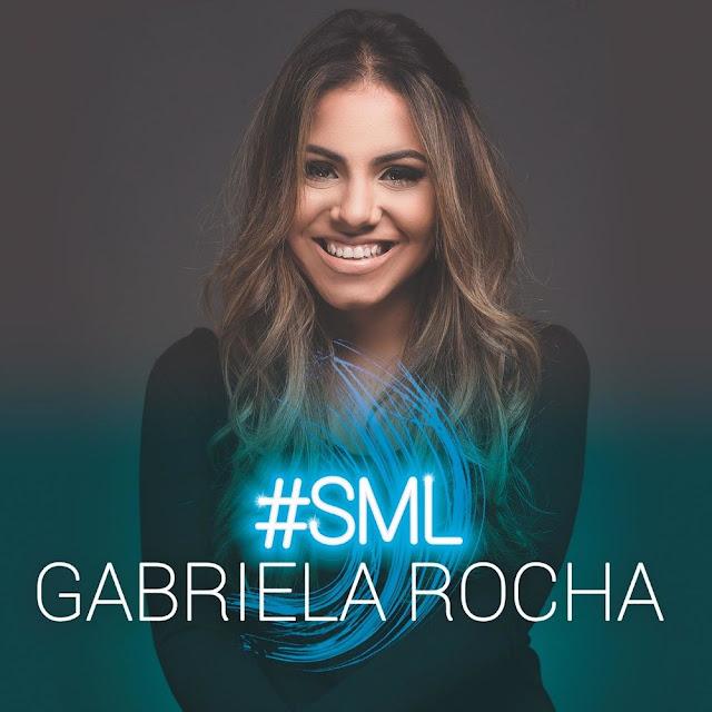 """Gabriela Rocha lança álbum """"#SML"""""""