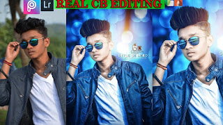 Real CB Editing in Mobile | Pakka Editing| Picsart CB Editing+face white+Background change New Style