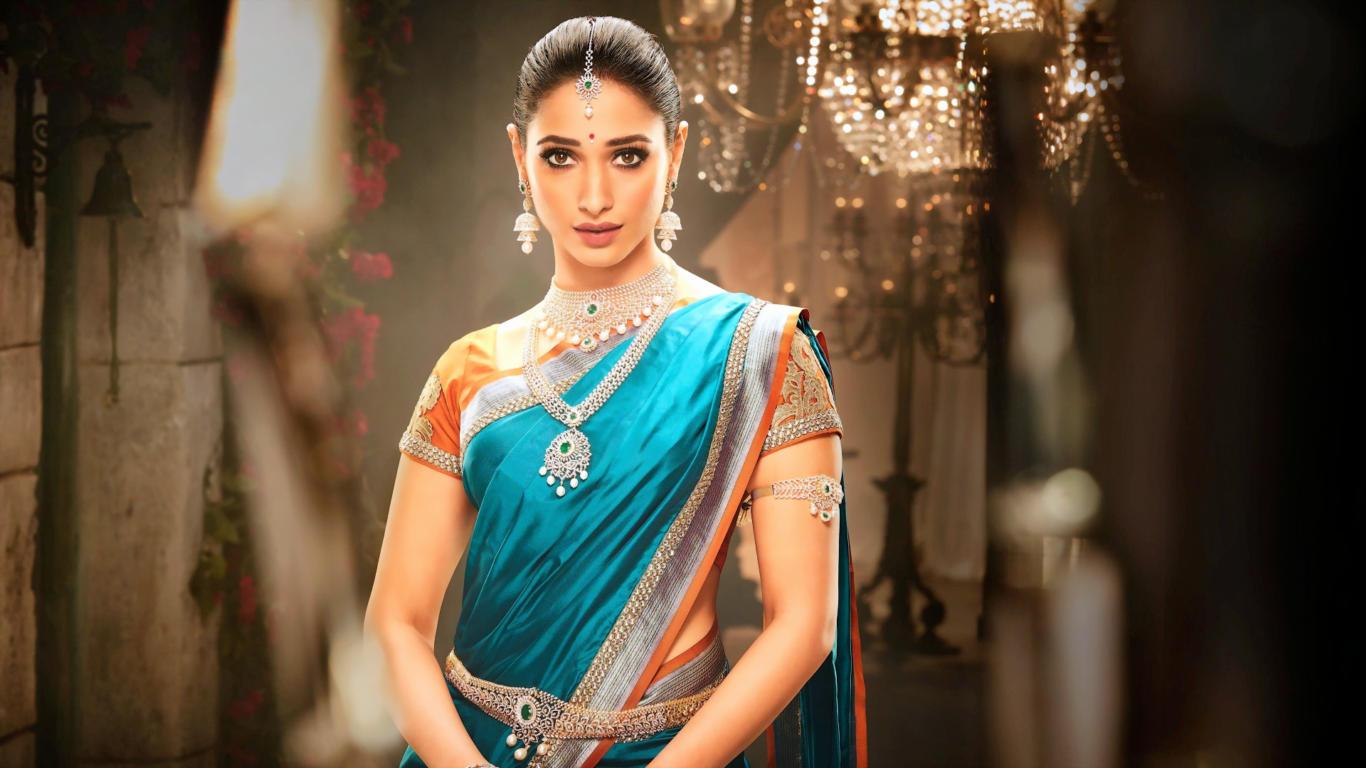Tamanna Bhatia Indian Actress HD Wallpaper