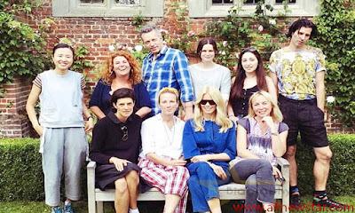 Claudia Schiffer Family