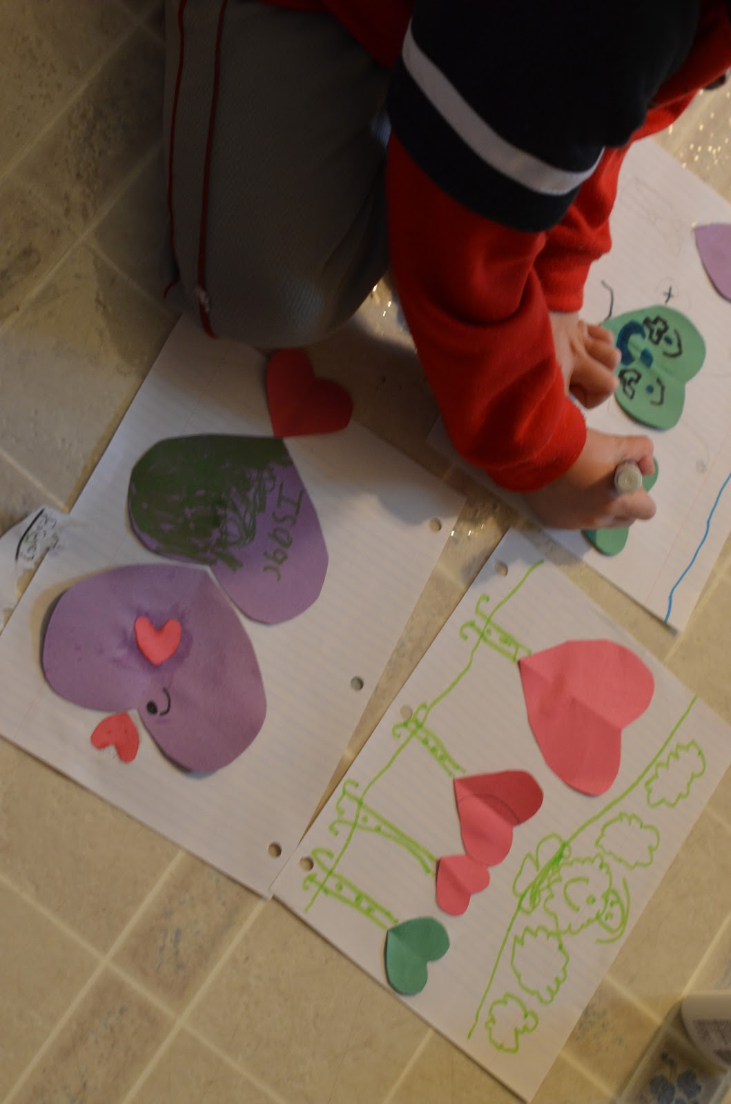Leading Them To The Rock Homeschool Valentine S Day