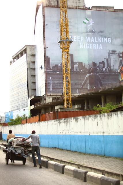 keep walking Nigeria!