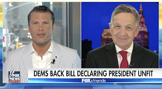 Kucinich rips Dems for proposal to examine Trump's mental fitness