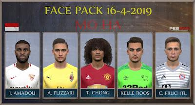 PES 2017 Facepack 16-4-2019 by Mo Ha