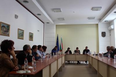 Проведе се редовно заседание на Консултативния съвет по местно икономическо развитие към Кмета на Община Тетевен
