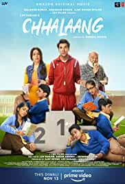 Chhalaang 2020 Full Movie Download