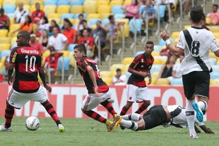 Assistir Flamengo x Fluminense AO VIVO 07/05/2017 Sub-20