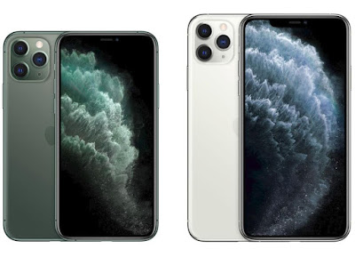 Confirm the first installation process card iPhone 11 Pro Max on a larger battery by 25 percent, Now with 15 watts an hour