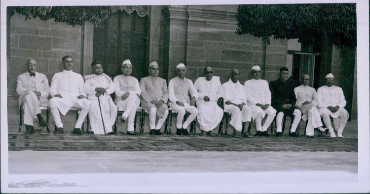First Meeting of the Indian Governors - New Delhi, May 1949