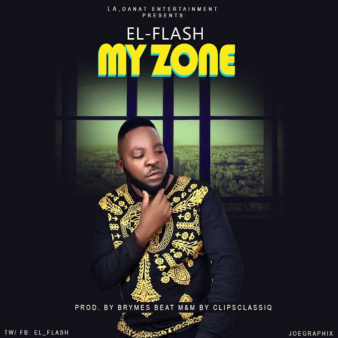 [MUSIC] EL FLASH - MY ZONE
