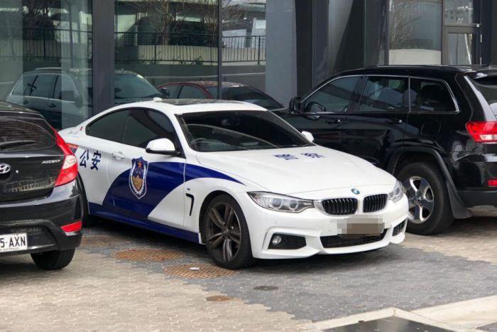 Misteri Mobil Polisi Palsu China di Australia, di Balik Pelecehan Uighur