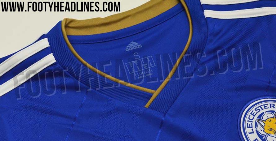 5fa2656a6b4e No More Puma - Adidas Leicester City 18-19 Home Kit Leaked
