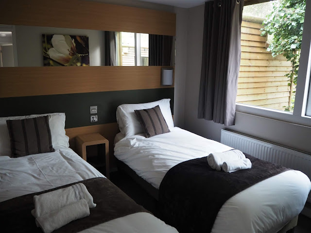 Is Centre Parcs worth it without kids - bedroom