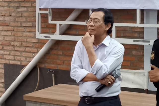 Sri Bintang Sedang Pikirkan Cara Menolak Pelantikan Jokowi