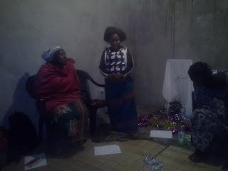 Eternal Love Church em Mozambique-All Night Prayers