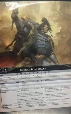Leaked Ragnar Datasheet... Holy Crap