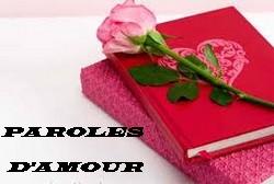 Les Plus Beau Paroles Damour Messages Damour