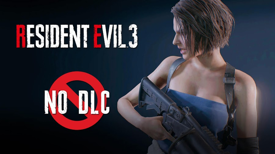 resident evil 3 remake no dlc update survival horror game capcom pc steam ps4 xb1