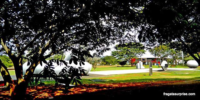 Jardim do CCBB Brasília